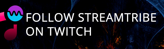 Follow StreamTribe Live on Twitch