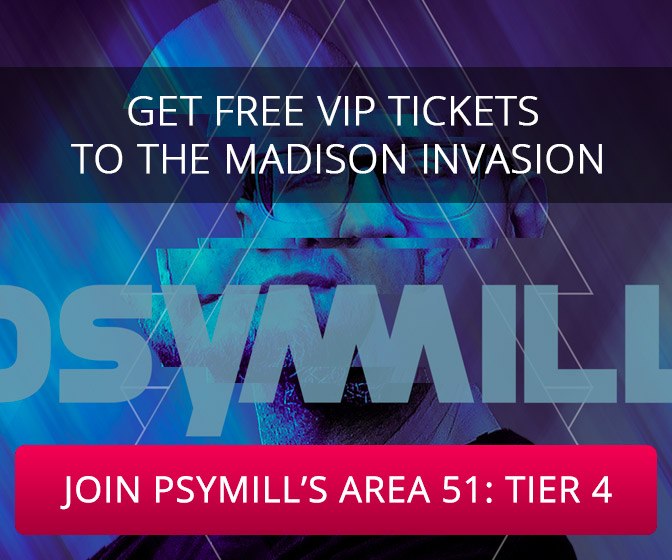 The Madison Invasion with PSYMILL, Devyn Key and DJ Stacktrace