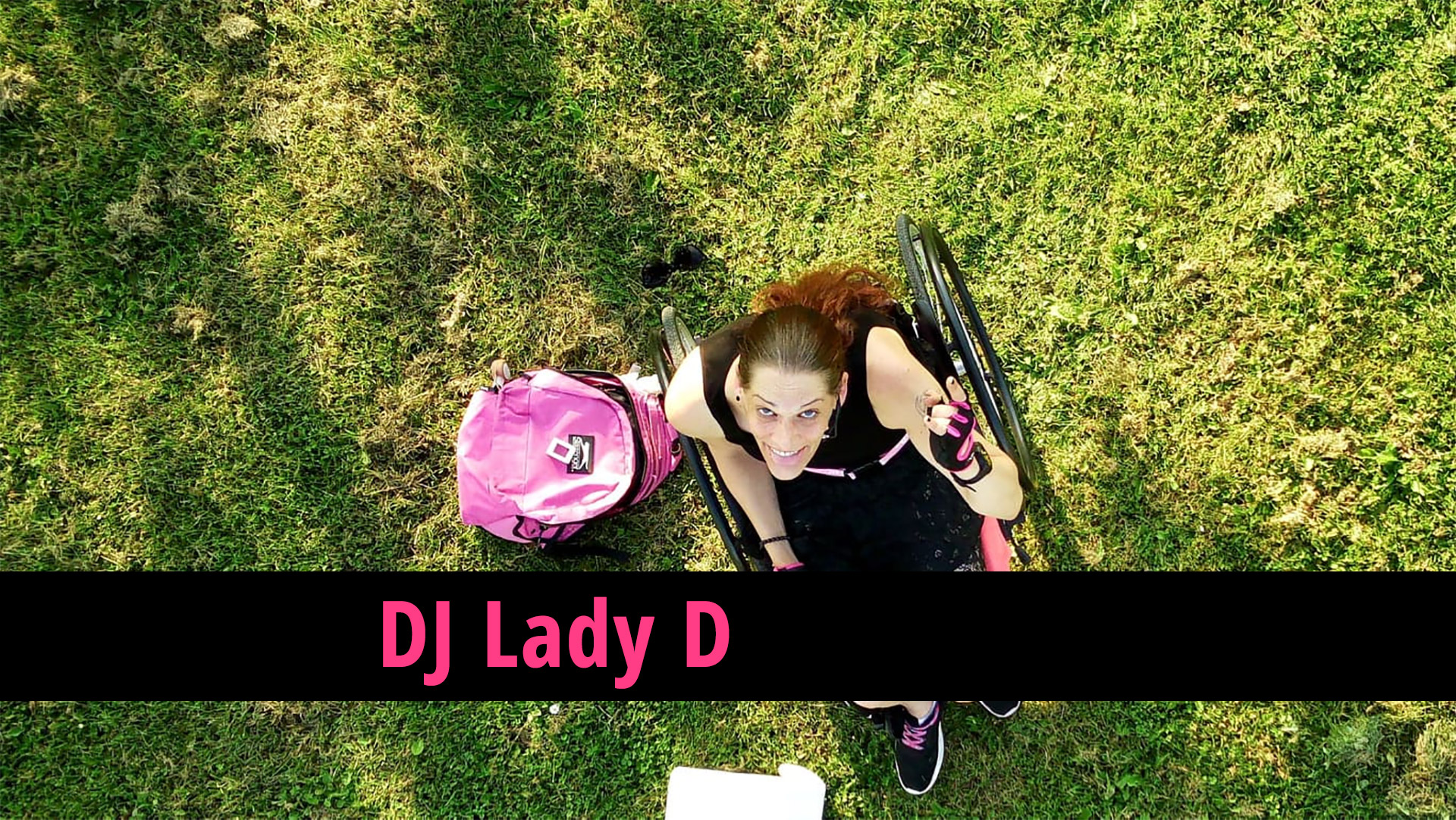 Lady D: Being an Inspiration to Others While Mixing Multiple Wheels