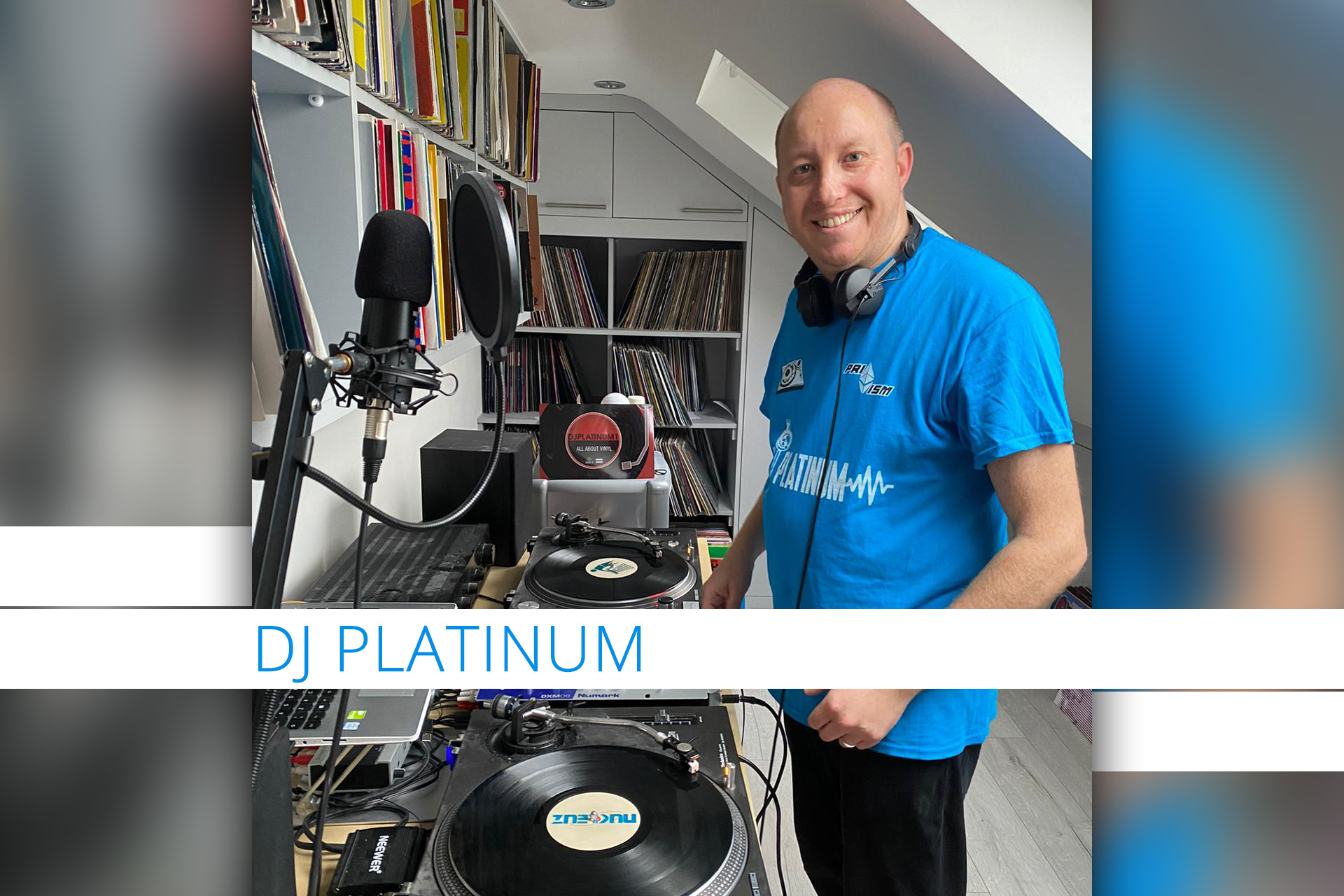 DJ Platinum: Passion and Practice Are the Core of What Makes a DJ Great