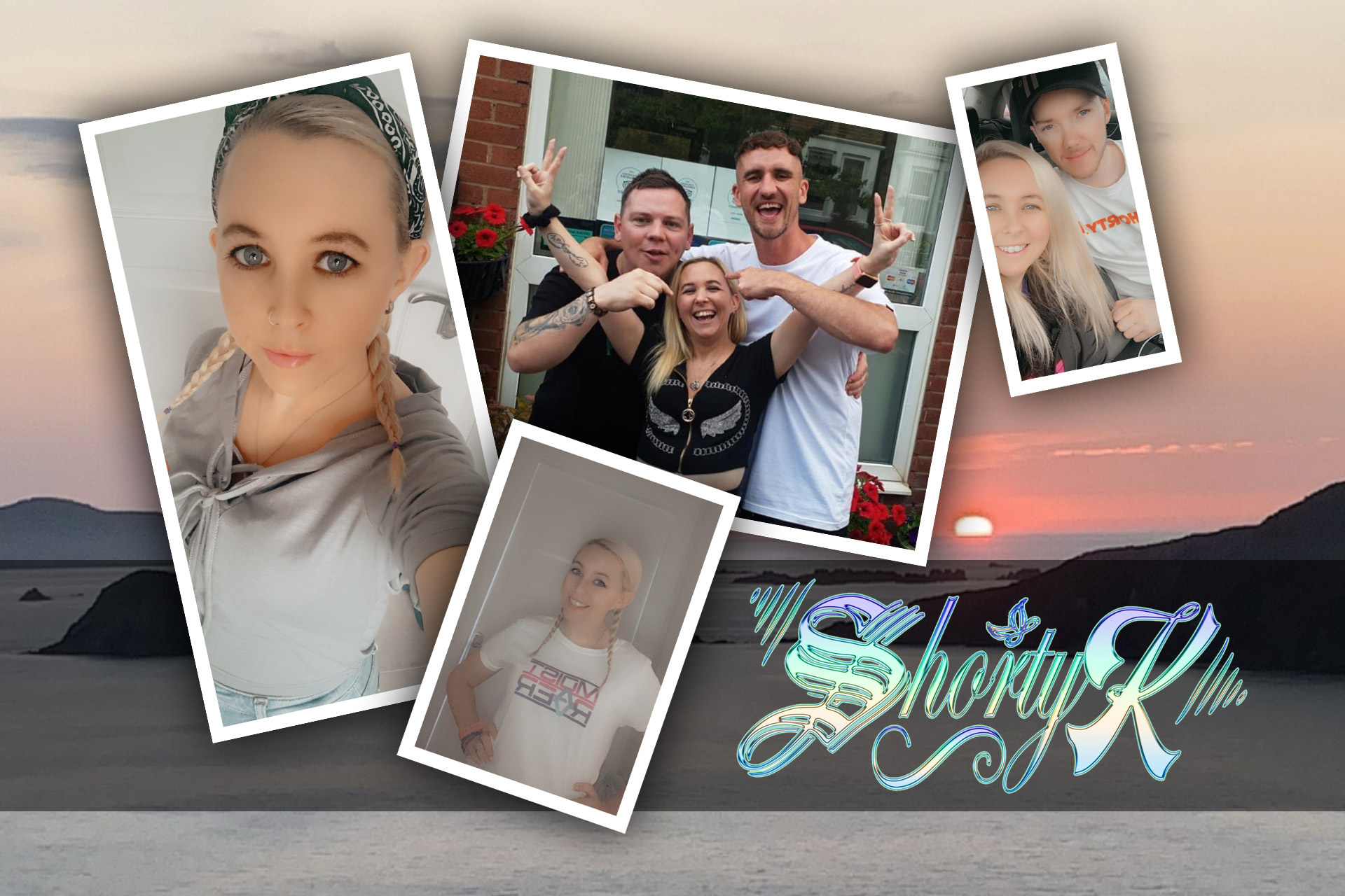 DJ Shorty K - Living Proof that you can Follow your Dreams and Misbehave All at Once